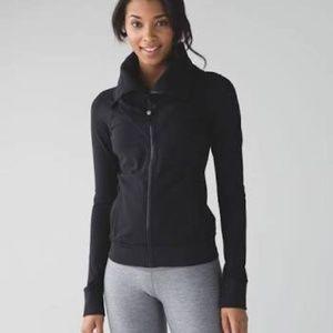 Lululemon Be Present Black Women's Jacket  Sz 4